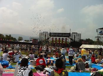 MONSTER baSH 2010 2日目スタート!